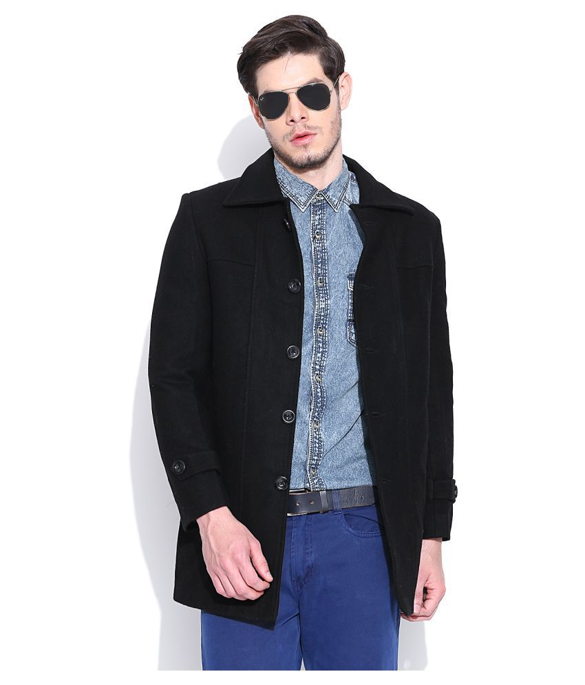 New Styles For The Season!! Upto 30% off On Men`s Clothing By Snapdeal | Duke Black Casual Jacket @ Rs.3,315