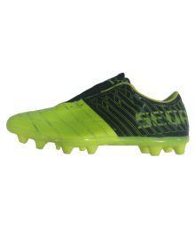 Sega Green Football Shoes