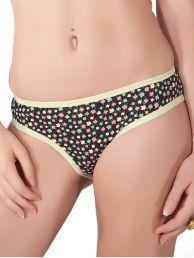 Liberti World Multi Color Cotton Bikini Panties