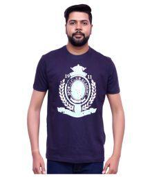 Fila Navy Round T-shirt