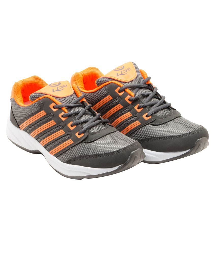 Lancer Hydra-3 Gray Running Shoes ...