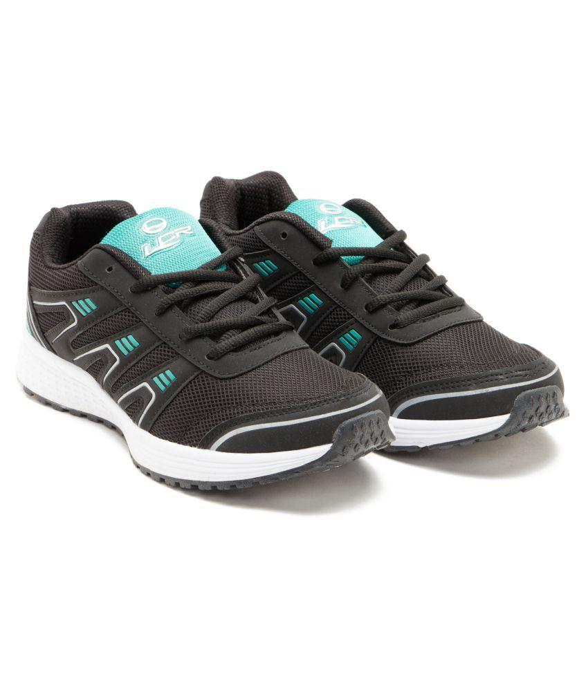Lancer Malaysia 7 Black Running Shoes Lancer