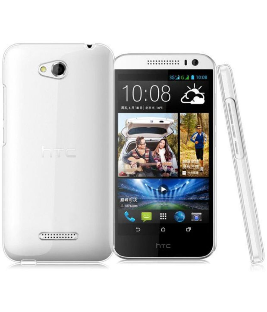 HTC Desire 616 Cover by BrewingQ - Transparent
