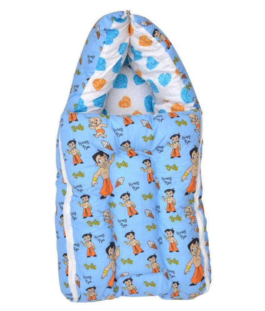 Chhota Bheem Blue Colour Sleeping Bag
