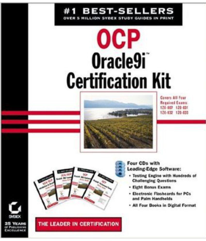 Ocp Oracle 91 Certification Kit: Buy Ocp Oracle 91