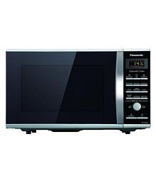 Panasonic 27 to 32 Litres LTR NN-CD674MFDG Convection Microwave Black