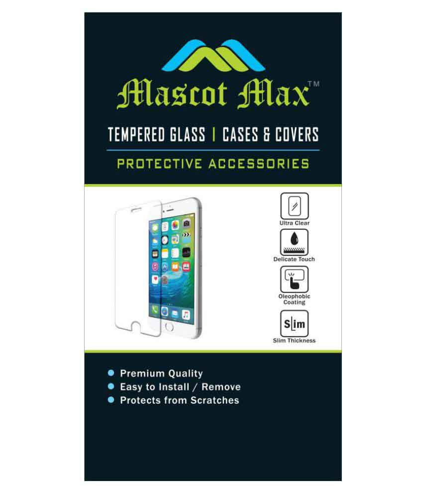 Xiaomi Mi Max Prime Tempered Glass Screen Guard By Mascot Max
