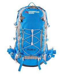 Adventure Worx 45-60 Litre Hiking Bag