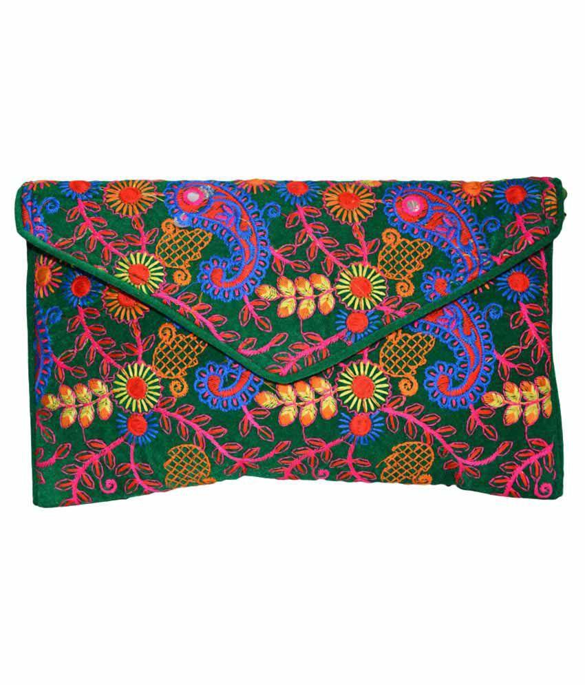 Vedic Deals Multi Canvas Sling Bag