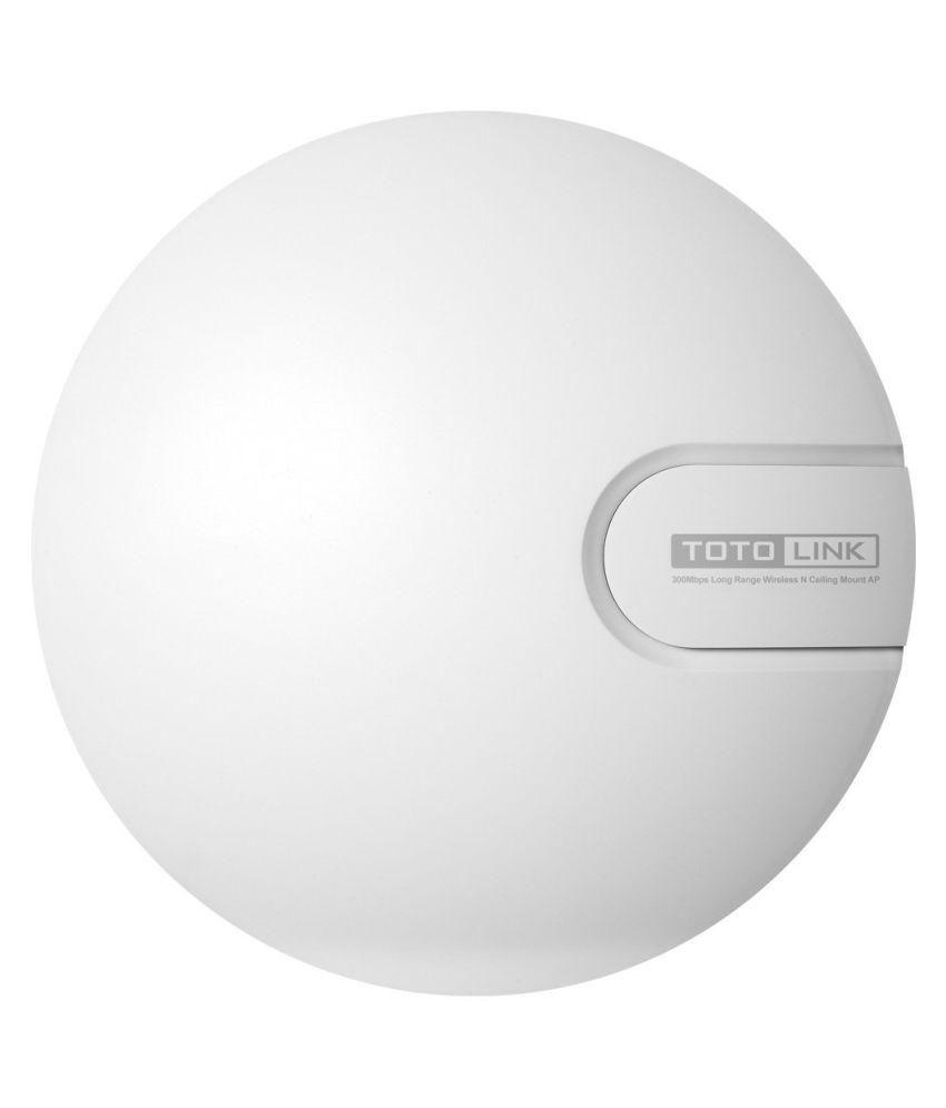 Totolink N9 300 RJ45 White