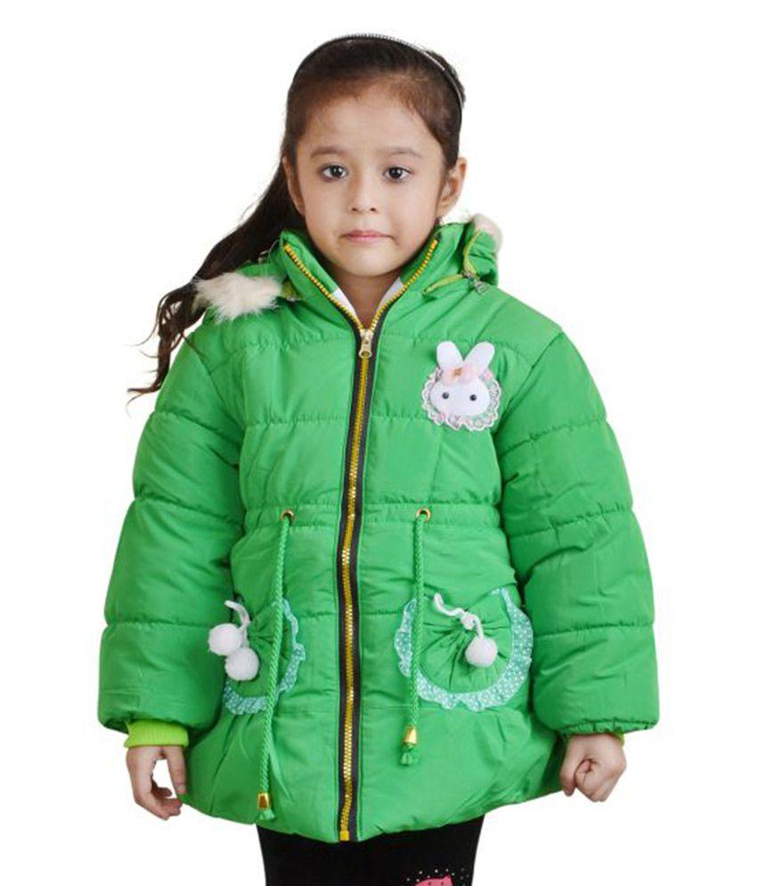 Crazeis Green Jacket