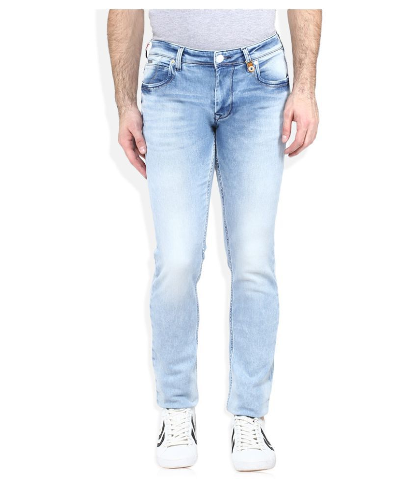 Lawman Pg3 Blue Slim Jeans