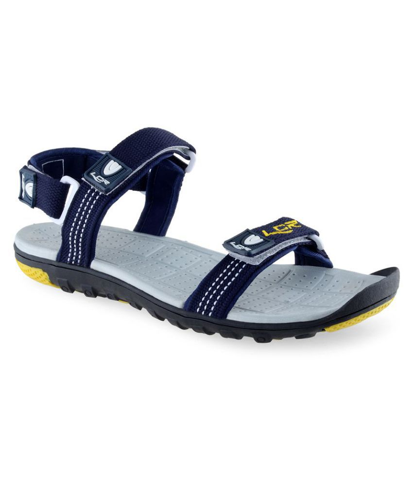 Lancer Blue Floater Sandals  available at snapdeal for Rs.494