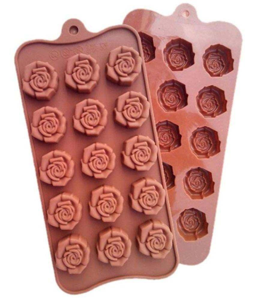 Vardhman Rubber Chocolate moulds 15 mL