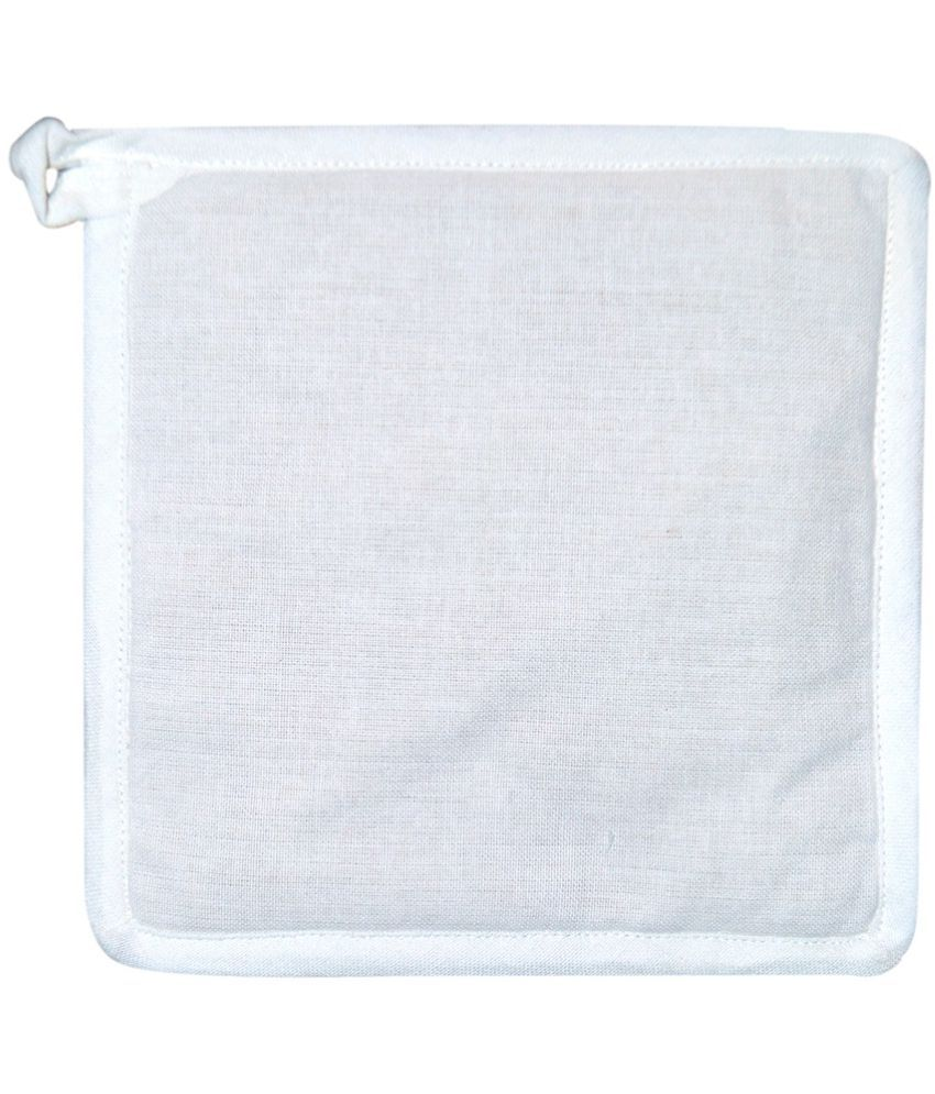 Chromatic Collections White Pot Holder