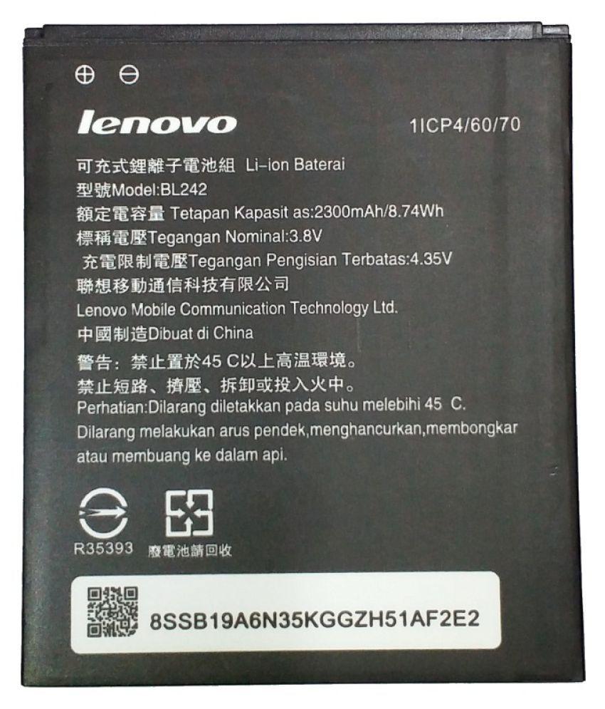 Lenovo A6000 2300 MAh Battery By