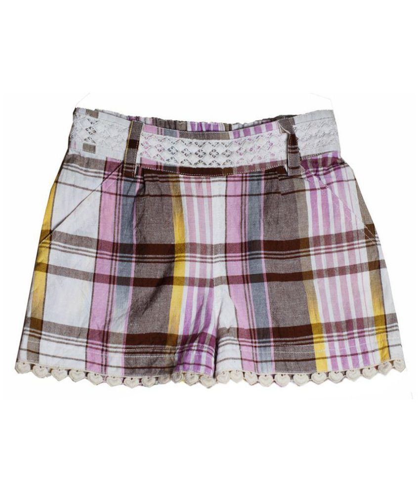 Naughty Ninos Multicolour Shorts