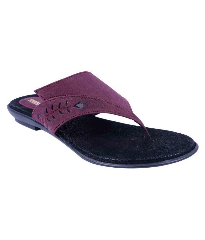 SWANSIND Purple Flats
