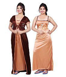 Bailey Satin Nighty & Night Gowns