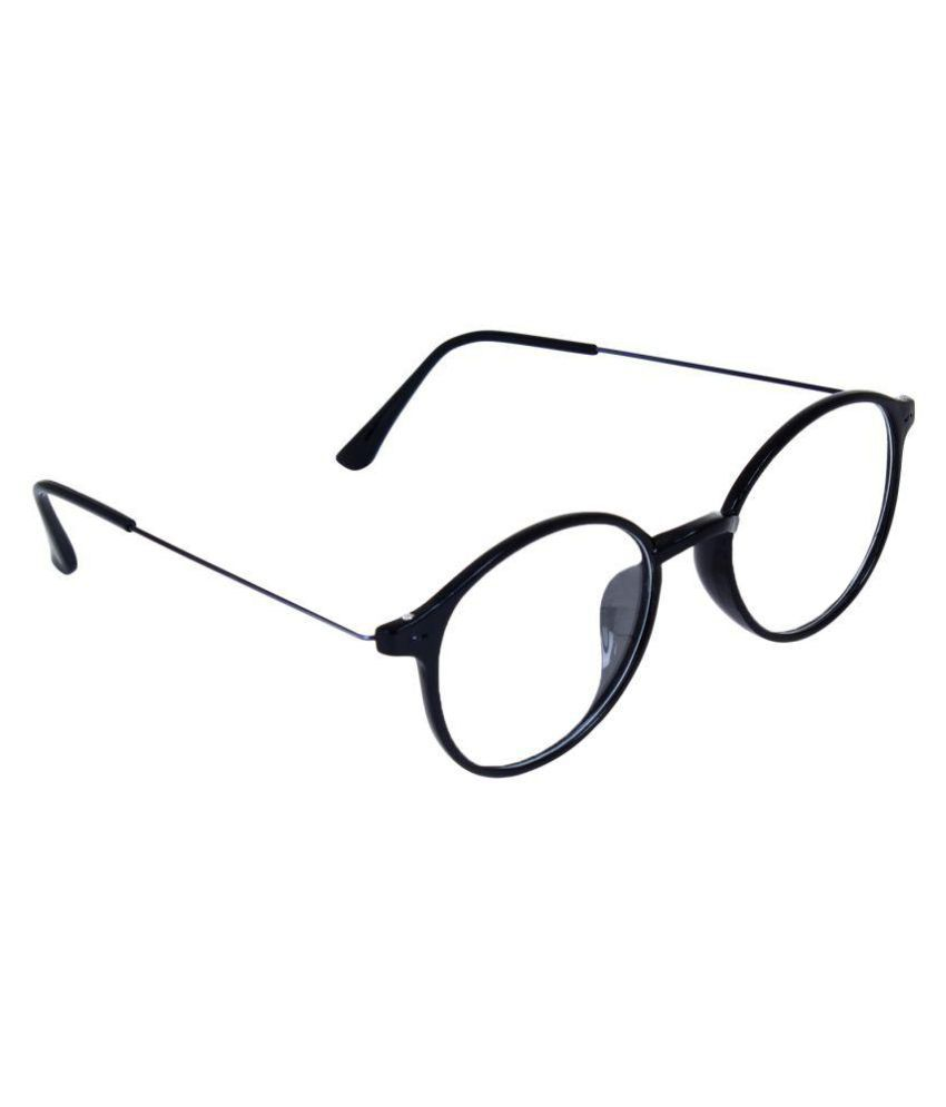 a9d6322770 GLAZE iWEAR Black Round Spectacle Frame 4002 - Buy GLAZE iWEAR Black Round  Spectacle Frame 4002 Online at Low Price - Snapdeal