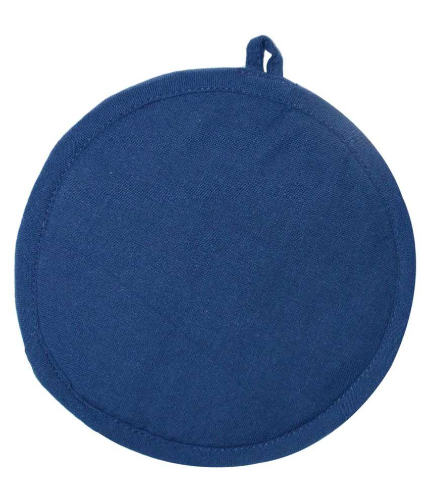 Ocean Collection Blue Cotton Pot Holder - 1 pc