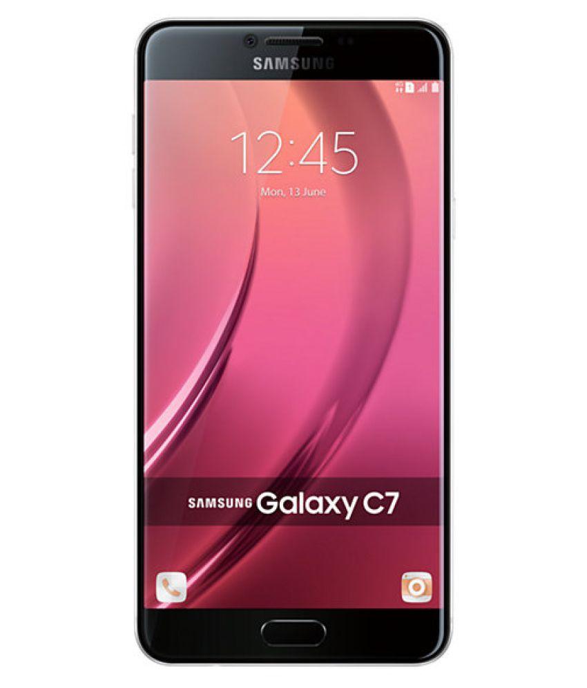 Samsung Galaxy C7 32GB Dark Grey