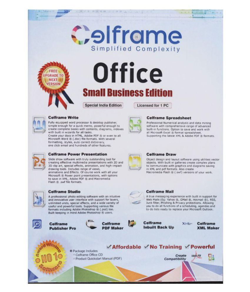 Celframe Office 2016 Home and Business ( 32 Bit ) - Buy Celframe ...