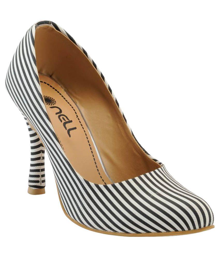 Nell Multi Color Stiletto Heels