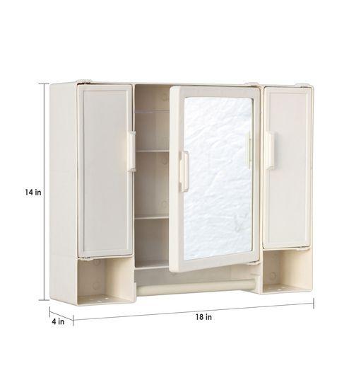 Zahab Plastic Bathroom Cabinet. Buy Zahab Plastic Bathroom Cabinet Online at Low Price in India
