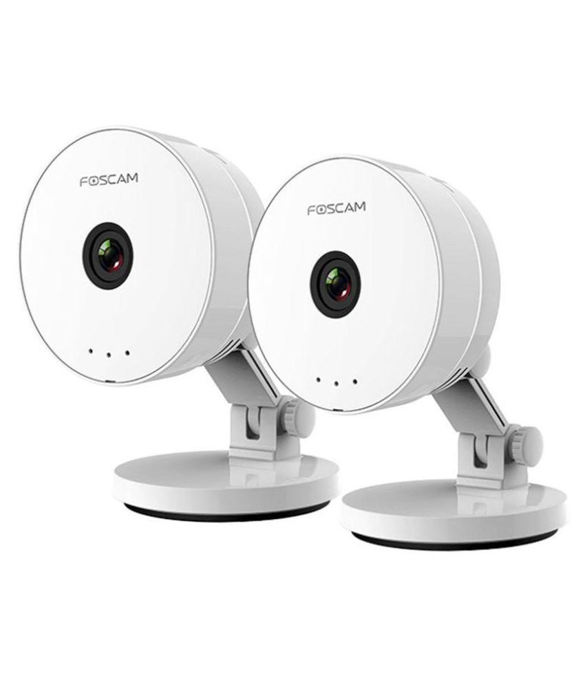Foscam C1 lite 1.3 MP Webcam