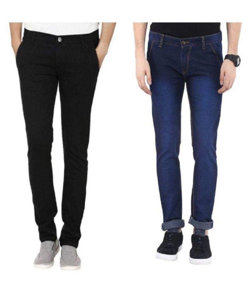 Urbano Fashion Multi Slim Jeans