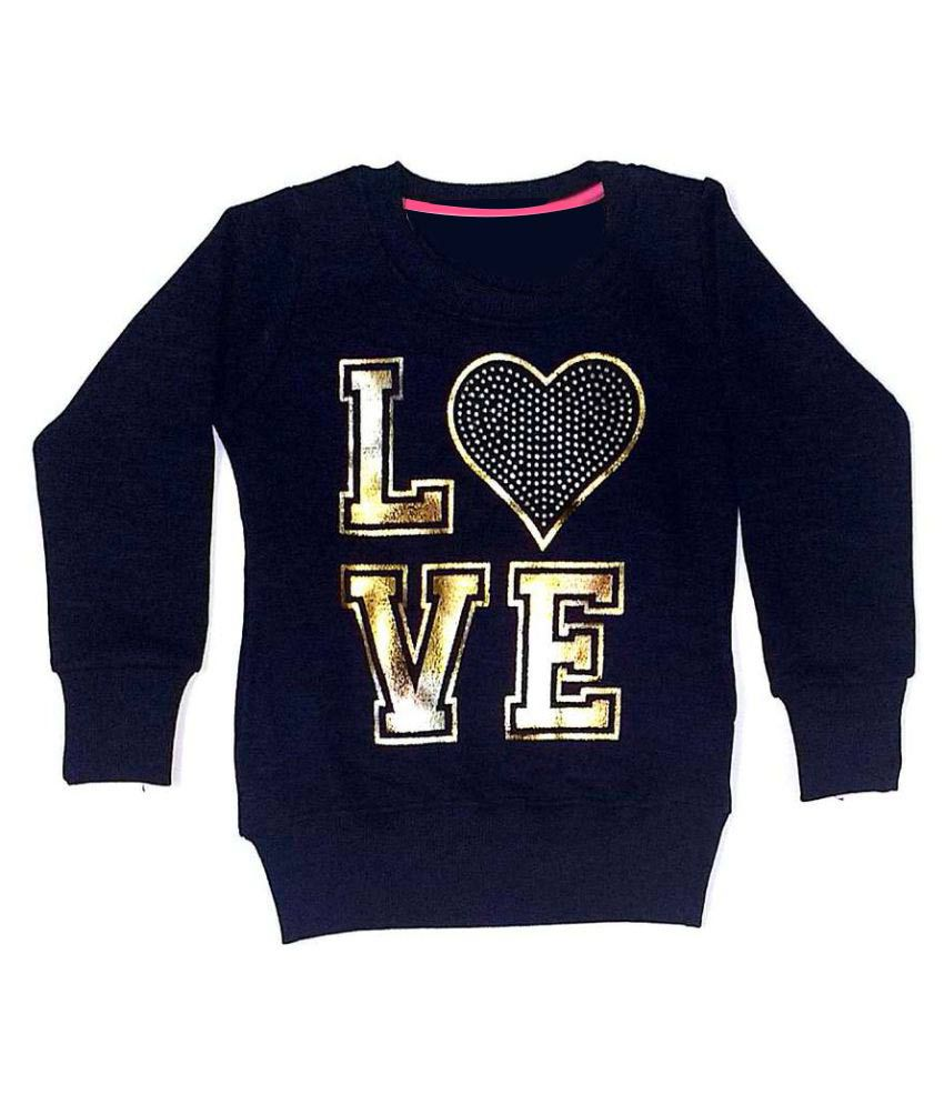 Cuddlezz Navy Sweatshirt