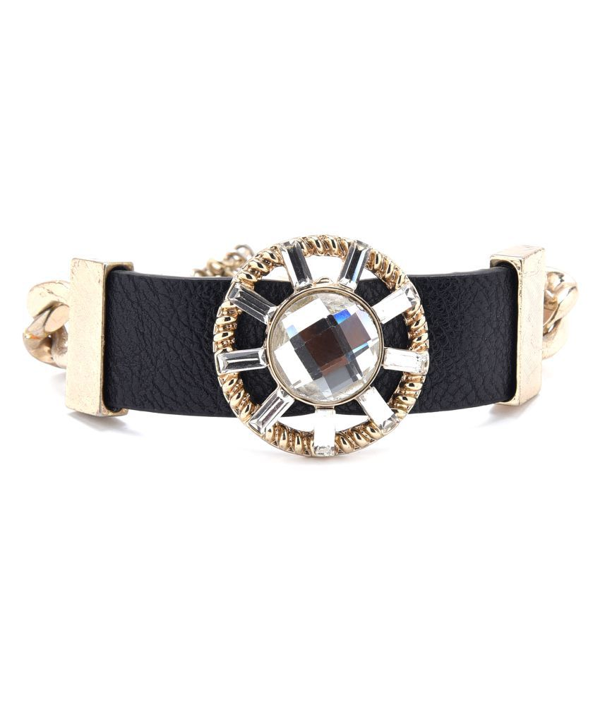 Diana Korr Crystal Multicolour Bracelet