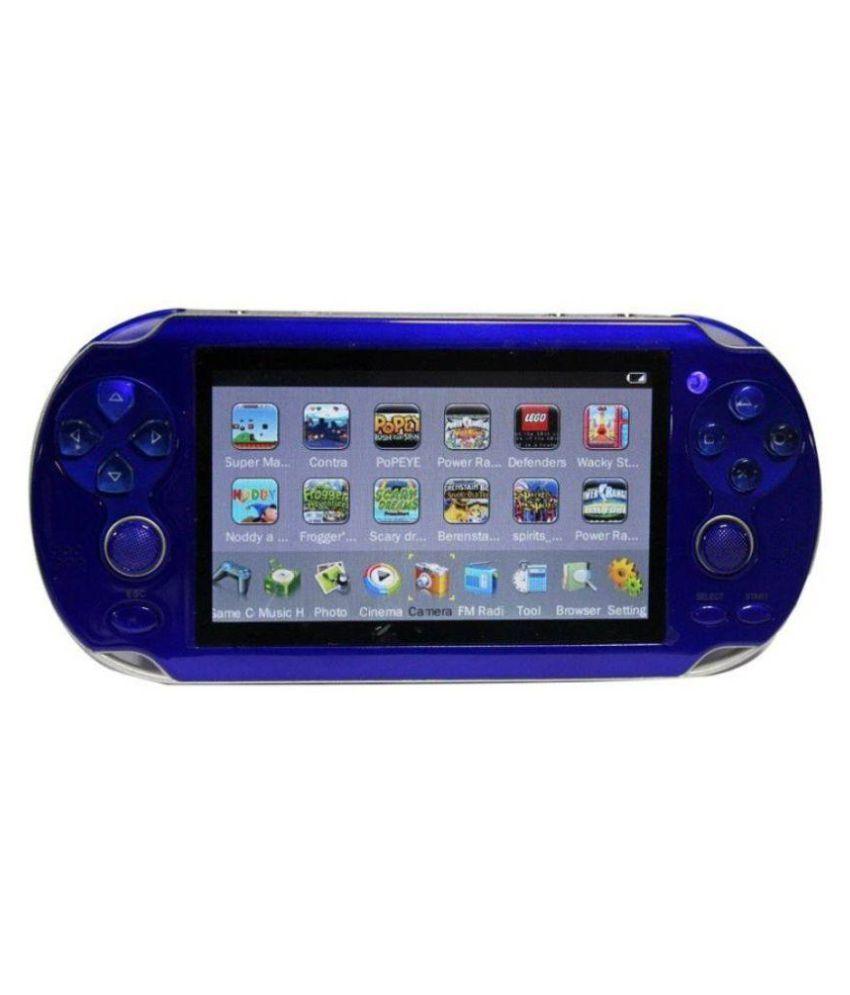 Digitech Preloaded Games PSP 4GB Handheld Console