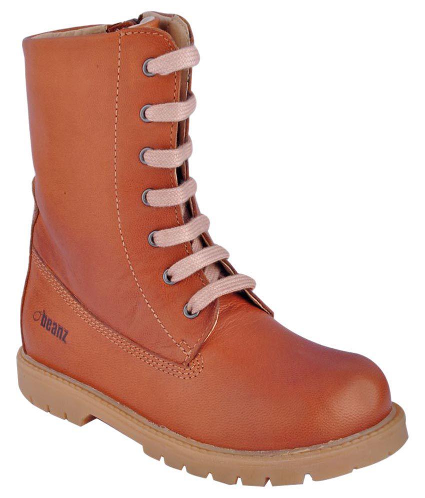 Beanz Brown Boot