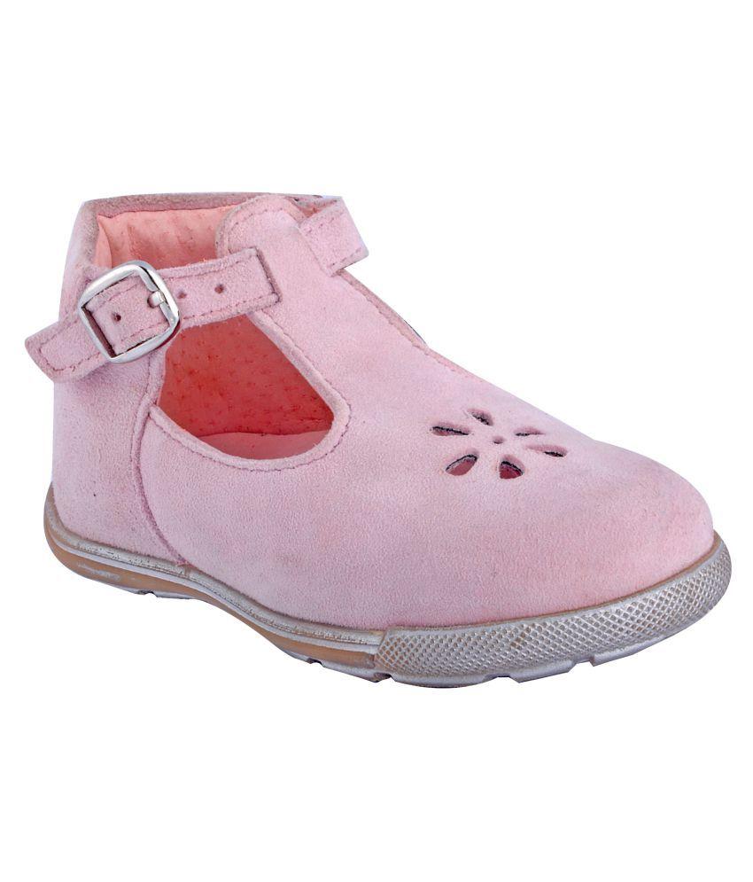 Beanz Pink Shoes
