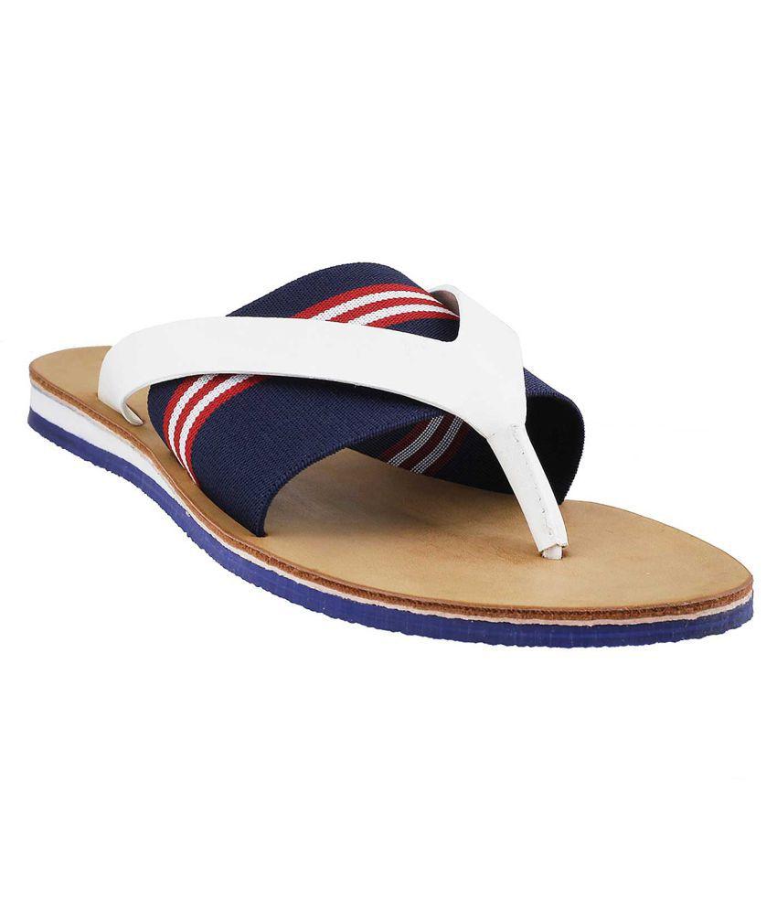 MOCHI BLUE Slippers