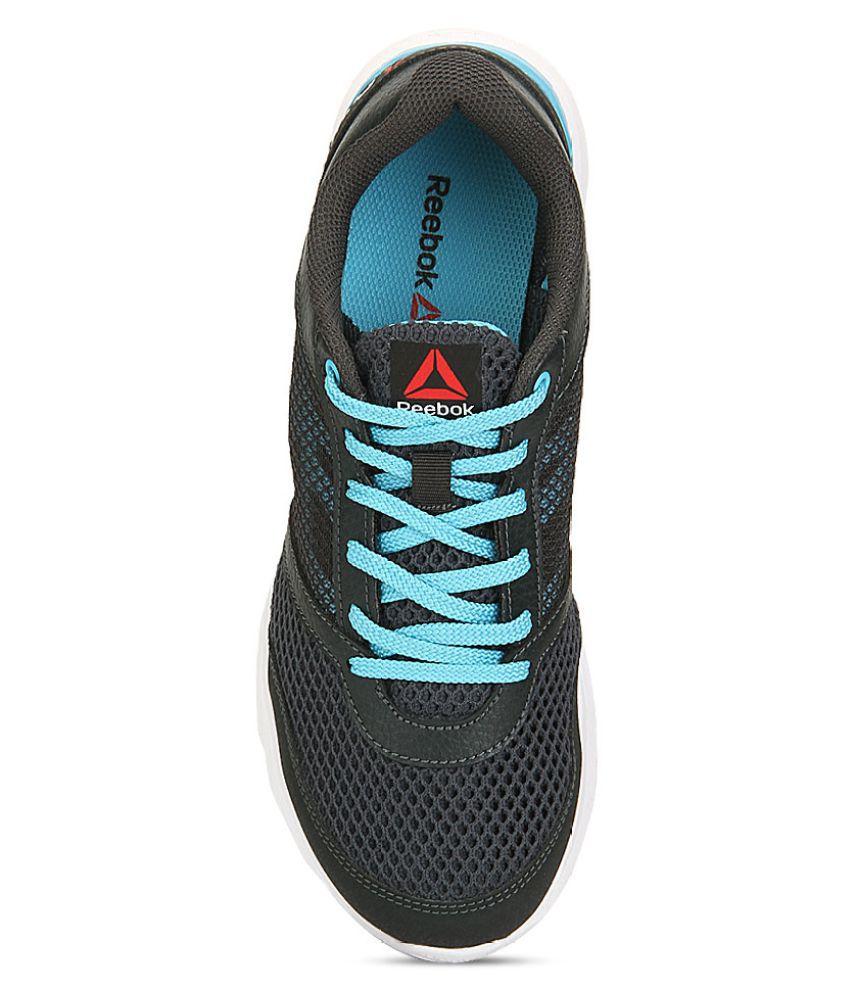 Reebok Cardio Workout Low Rs Black Running Shoes