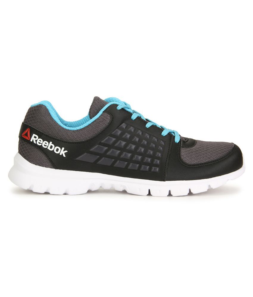 Reebok Ziglite Run Black Running Shoes