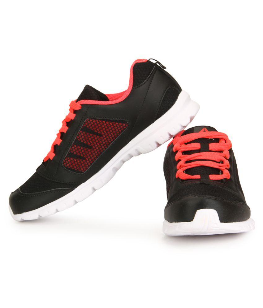 82a17fd088c Reebok Black RUN STORMER Running Shoes Reebok Black RUN STORMER Running  Shoes ...