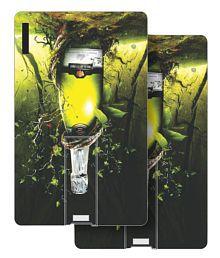 Printland 16GB USB 2.0 Fancy Pendrive Multicolor