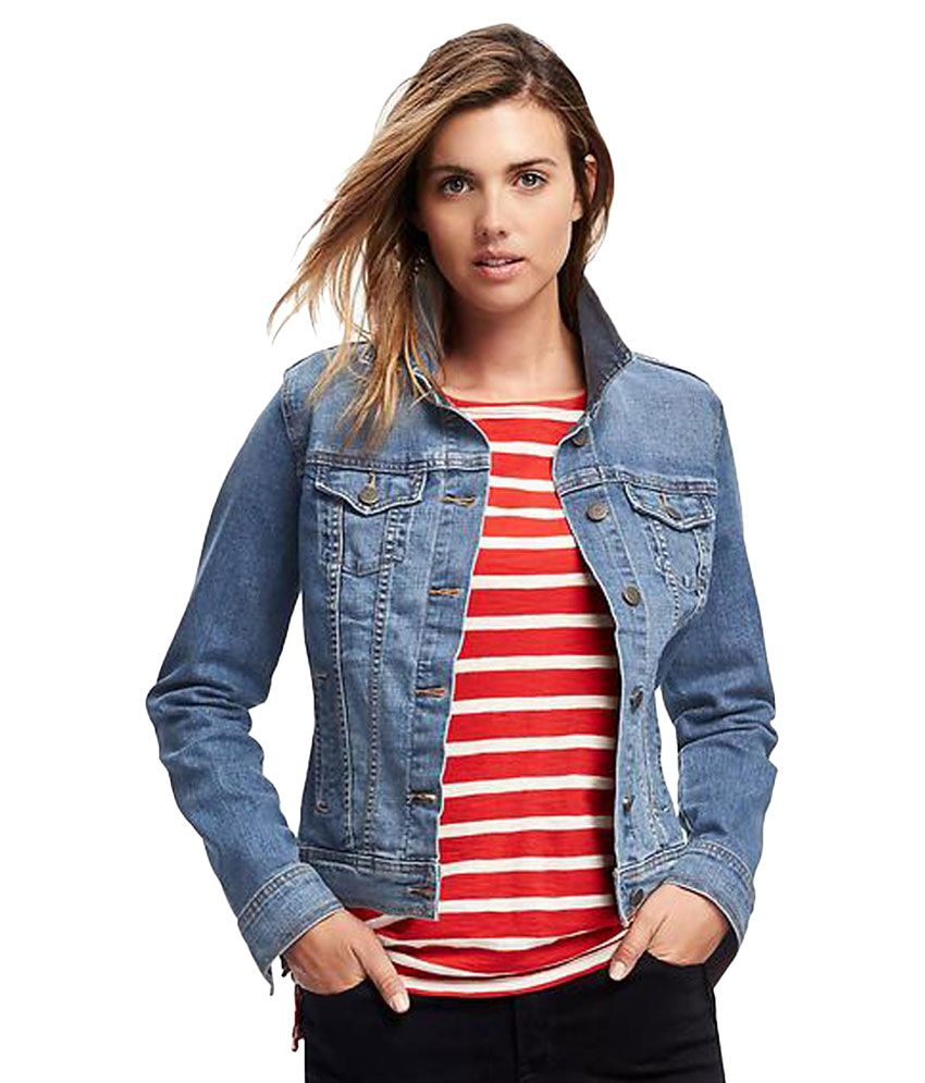 7f86ed0e97146 Buy Kotty Denim Jacket Online at Best Prices in India - Snapdeal