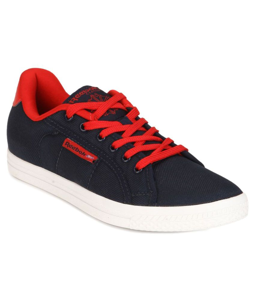 355f4b35739 Reebok Court Sneakers Navy Casual Shoes - Buy Reebok Court Sneakers Navy Casual  Shoes Online at Best Prices in India on Snapdeal