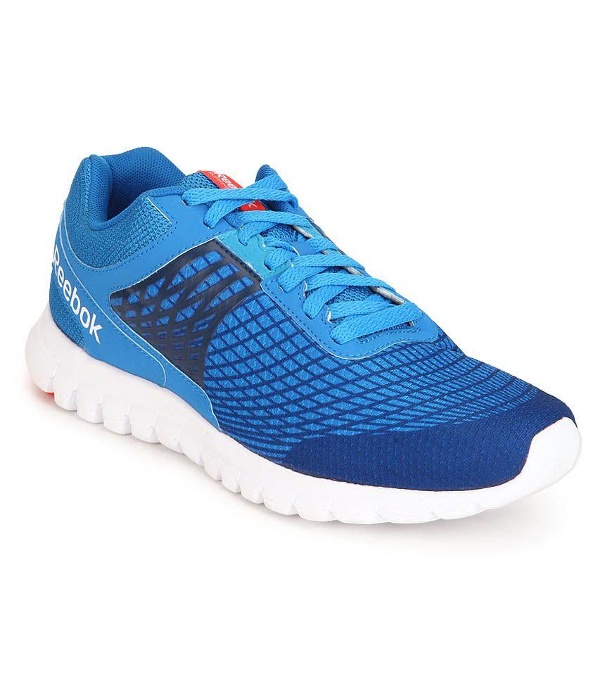 Reebok Sublite Escape3.0 Blue Running Shoes ...