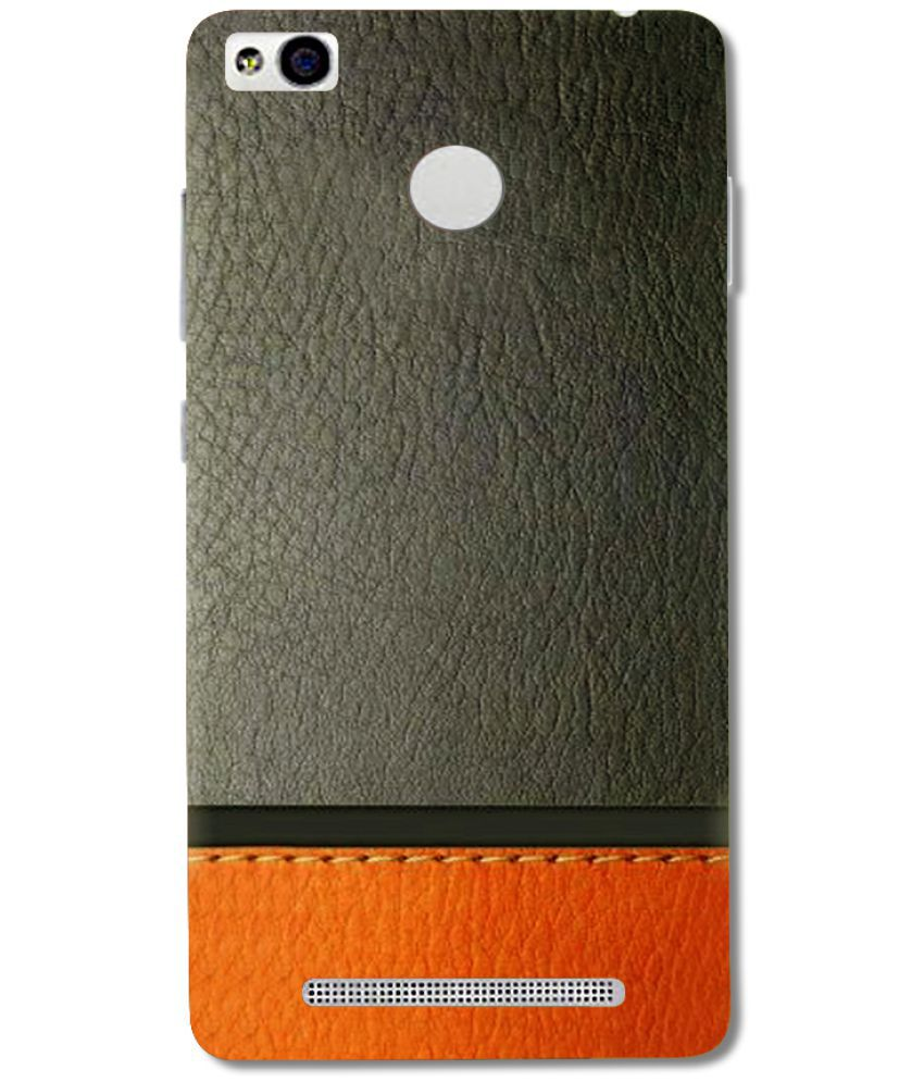 Xiaomi Redmi 3s Prime Printed Cover By Cell First Printed Back