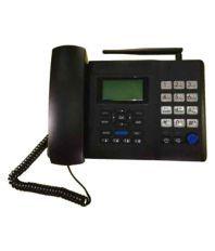 Huawei HUAWEIF501 Cordless Landline Phone ( Black )