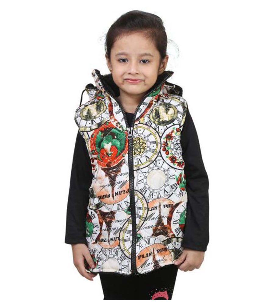 Qeboo Multicolour Nylon Quilted Jacket
