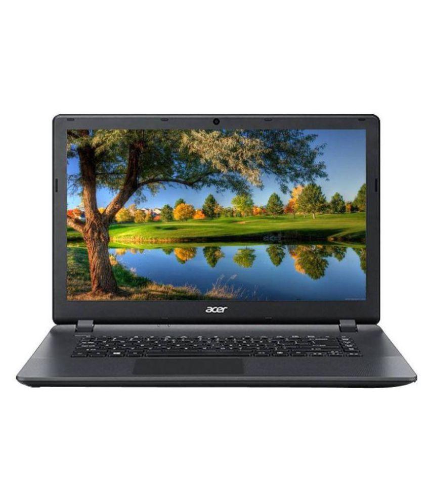 Acer ASPIRE ES1-521 Notebook AMD APU A8 4 GB 39.62cm(15.6) Linux Black