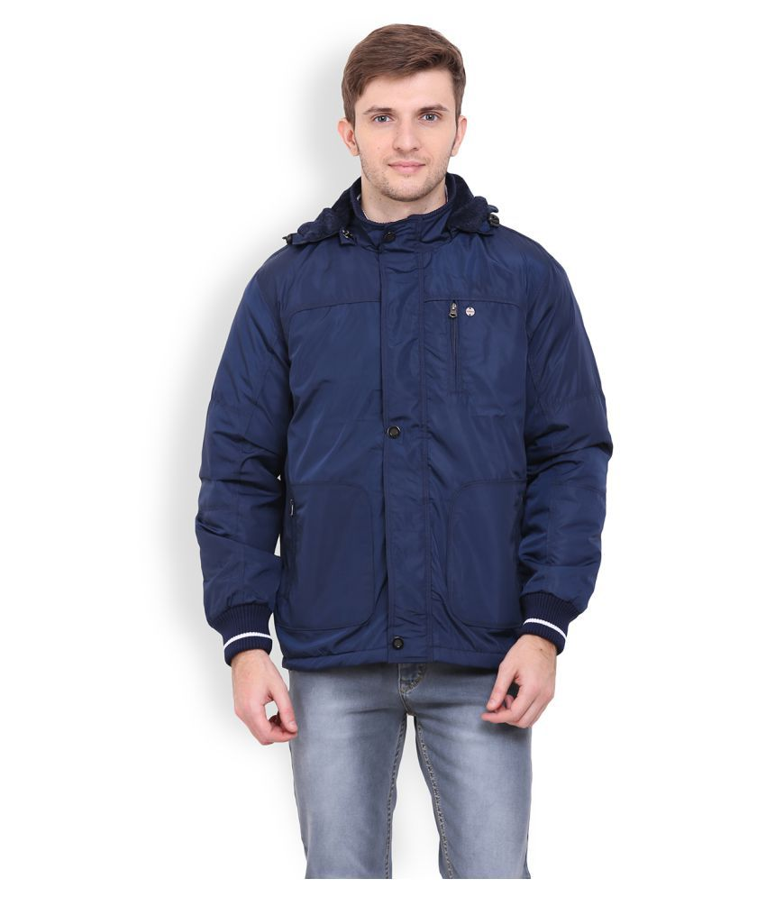 Duke Navy Casual Jacket