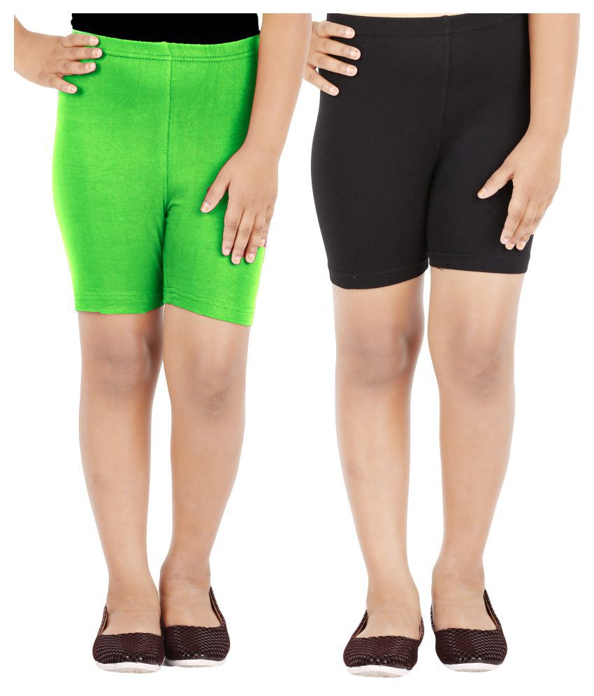 Lula Multicolor Shorts - Pack of 2